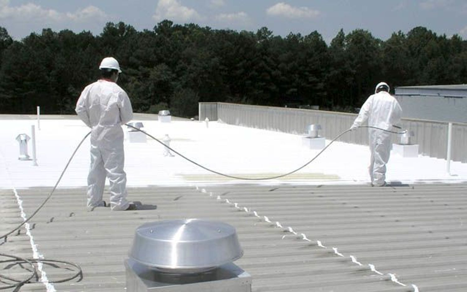 Metal Roof Coatings Contractors - Fort Wayne, Indiana