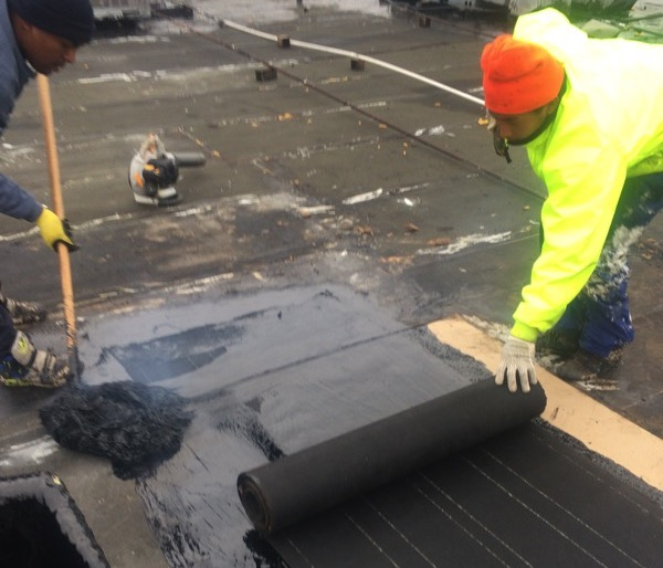 Modified Bitumen Torch Down Roofing Fort Wayne Indiana