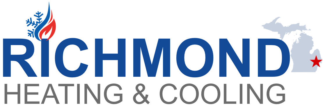Richmond Heating and Cooling Logo
